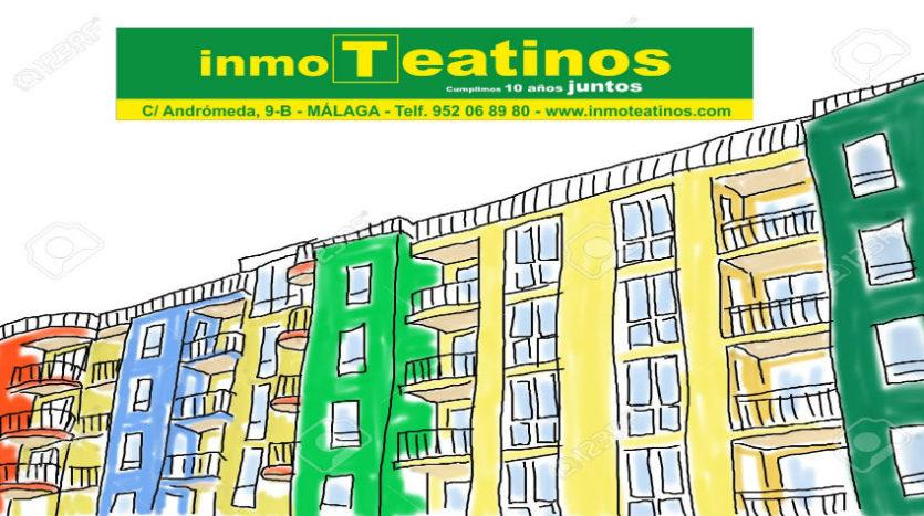 Alquiler de apartamento en Teatinos