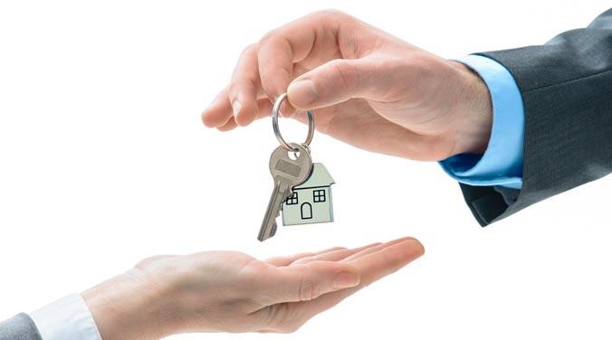 Donación para la compra de una vivienda