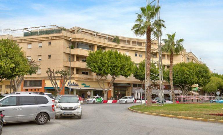 Alquiler de pisos zona teatinos Málaga