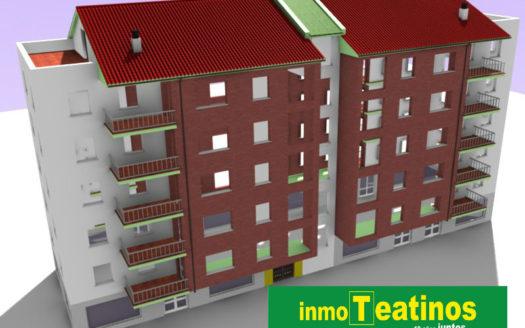 Comprar pisos baratos en Málaga