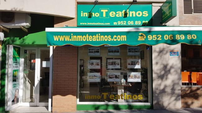 Venta de pisos en Teatinos